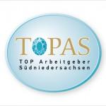 TOPAS Zertifikat