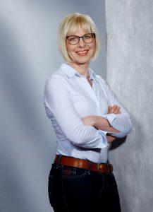 HR-Managerin Katrin Stünkel
